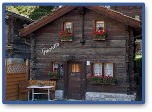 Despite his worldwide fame, Zermatt has not lost the quaint charm of a Swiss mountain village. The holiday apartment Graziella is therefore the perfect place to stay, if you want to enjoy the traditional family atmosphere of the place and the proverbial hospitality of the residents of Zermatt.
