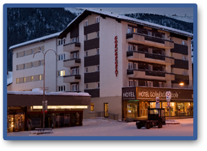 Located close to the train station of Zermatt and the Gornergrat railway station, you will find the Hotel Gornergrat-Dorf.